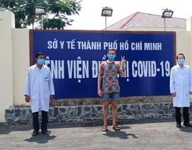 Ca cuối cùng tại Bệnh viện Điều trị Covid-19 Cần Giờ khỏi bệnh