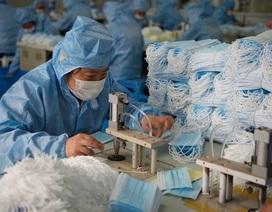Tây Ban Nha thu hồi 350.000 khẩu trang Trung Quốc bị lỗi