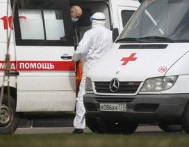 Nga tăng hơn 4.200 ca Covid-19, mốc vượt 47.000 người nhiễm virus