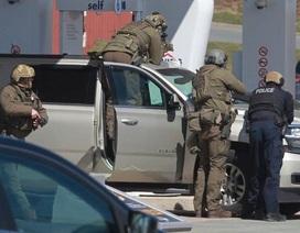 Xả súng tại Canada, hơn 10 người thiệt mạng