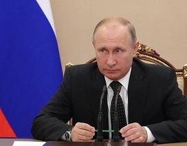 """Tổng thống Putin nói Nga đang """"kiểm soát hoàn toàn Covid-19"""""""