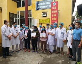 Bệnh nhân tái dương tính SARS-CoV-2 sau 3 ngày xuất viện đã âm tính trở lại