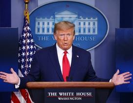 """Ông Trump khoe """"Mỹ là vua về máy thở"""" giữa dịch Covid-19"""