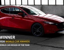 """Ưu đãi lên đến 60 triệu từ All-New Mazda3 - """"Thiết kế xe của năm 2020"""""""