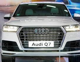 Triệu hồi Audi Q7 và Q8 tại châu Âu, Việt Nam có 3 xe bị lỗi