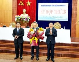Quảng Nam bầu thêm một Phó Chủ tịch tỉnh
