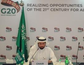Mỹ ngăn G20 ra tuyên bố chung tăng cường hỗ trợ WHO