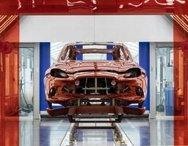 Aston Martin trông ngóng đến ngày có thể sản xuất xe crossover