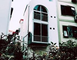 """Nhà """"tổ chim"""" ở Hà Nội gây ấn tượng bởi thiết kế không giống ai"""