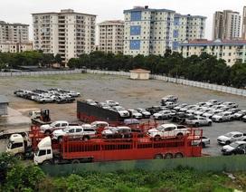 Hơn 3.100 ôtô cập cảng đầu tháng 4/2020