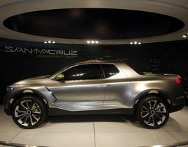 Loạn thông tin về mẫu xe bán tải đầu tiên của Hyundai
