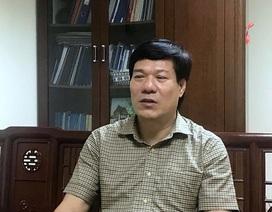 Bắt Giám đốc Trung tâm Kiểm soát bệnh tật Hà Nội