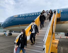 """Nhiều chuyến bay đưa người Việt từ """"điểm nóng"""" Covid-19 sắp về nước"""