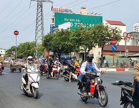 """Người Sài Gòn ùa ra đường ngày """"không cách ly"""""""