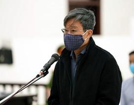 Cựu Bộ trưởng Nguyễn Bắc Son xin hoãn phiên xử, tòa không chấp thuận