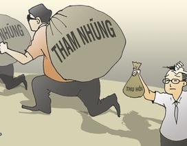 45 địa phương có kết quả thu hồi tài sản tham nhũng dưới mức trung bình