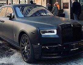 Ngôi sao nhạc Rap bán xe Rolls-Royce gây quỹ ủng hộ nạn nhân Covid-19