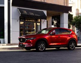 Mazda CX-5 – SUV 5 chỗ phong cách và thực dụng