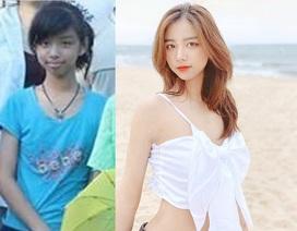 Nữ sinh Quảng Bình, Tây Ninh... dậy thì quá xinh tới mức bị bạn bè nghi thẩm mỹ