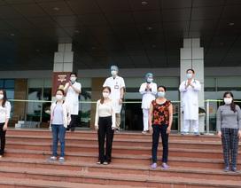 Thêm 5 bệnh nhân Covid-19 khỏi bệnh, Việt Nam đã chữa khỏi 225/270 ca