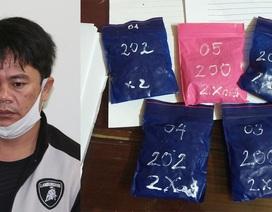 Phá chuyên án ma túy, bắt đối tượng tàng trữ hơn 1 ngàn viên hồng phiến