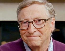 Bill Gates: Vắc xin Covid-19 có thể được sản xuất trong vòng 1 năm tới