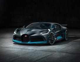 Bugatti Divo chưa ra mắt đã bán hết, hai năm sau mới đến tay người mua