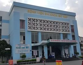 Không khởi tố vụ giám đốc Bệnh viện quận Gò Vấp thu gom khẩu trang