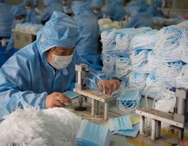 Trung Quốc thu hồi 90 triệu khẩu trang kém chất lượng