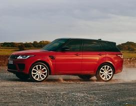 Range Rover Sport dòng xe địa hình hạng sang năng động hàng đầu