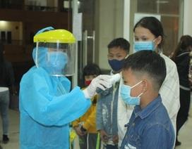 Thừa Thiên Huế tiếp nhận cách ly 39 công dân Việt Nam từ Lào về