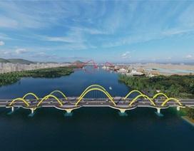 """Quảng Ninh sắp có cầu kiểu dáng """"cánh chim biển"""" hơn 2.000 tỉ đồng"""