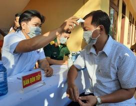 Quảng Namlấy mẫu xét nghiệm virus SARS-CoV-2 trên diện rộng
