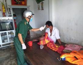Biên phòng Sóc Trăng cứu 3 thuyền viên người Indoneisa trôi dạt trên biển