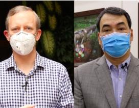 Việt Nam hợp tác với Anh thử nghiệm thuốc điều trị Covid-19