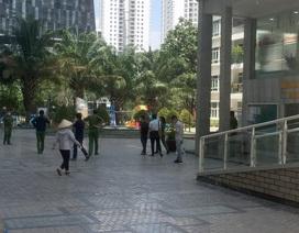 Công an kiểm tra lại hiện trường vụ tiến sĩ Bùi Quang Tín rơi lầu tử vong