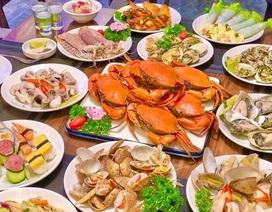 Buffet Đức Trọc là một điểm đến khá ấn tượng về hải sản tươi ngon
