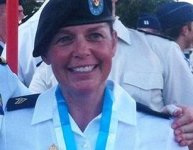 """Nữ quân nhân Mỹ bị đồn """"mang Covid-19 đến Trung Quốc"""" lên tiếng"""