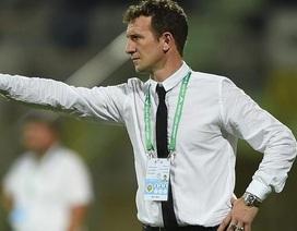 Chờ đấu tuyển Việt Nam, UAE mời cựu HLV Boca Juniors