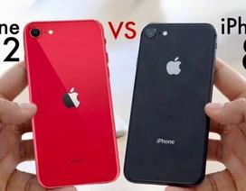Linh kiện nào trên iPhone 8 được Apple đưa vào iPhone SE 2020?