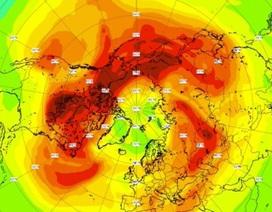 """Lỗ thủng tầng ozone lớn nhất từ trước đến nay ở Bắc Cực đã """"lành"""" lại"""