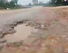 Quốc lộ xuống cấp cướp nhiều mạng người tại Bắc Giang: Kinh khủng, ác mộng!