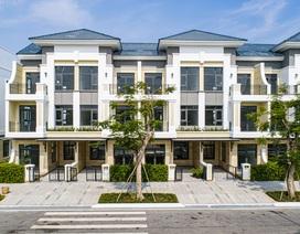 """Bất động sản nhà liên kế và không gian sống xanh """"lên ngôi"""""""