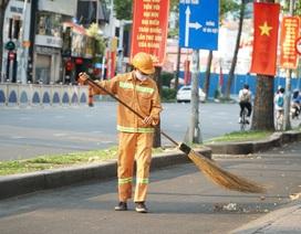 TPHCM: Buồn vui tâm sự công nhân vệ sinh trong Ngày Quốc tế Lao động 1/5