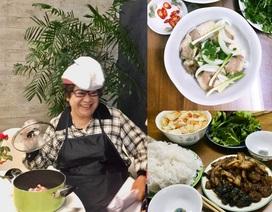 NSƯT Minh Vượng nấu phở, bún thịt nướng Hà Nội như đầu bếp chuyên nghiệp