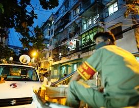 Phong toả lô chung cư có người tái dương tính với SARS-CoV-2