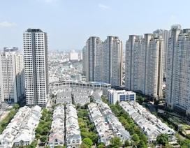 """Con đường dài hơn 3km gánh cả """"rừng chung cư"""" ở Sài Gòn"""