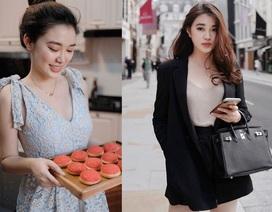 Hot girl Lào gây sốt mạng xã hội Việt, từng học ĐH Ngoại thương