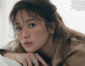 Song Hye Kyo mơ hồ hé lộ nguyên nhân chia tay Song Joong Ki
