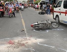 Tai nạn trên quốc lộ, 5 người thương vong